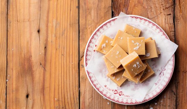 Különleges ajándék, akár magadnak is: vaníliás sós karamell