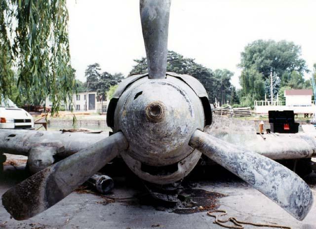 Az 1999-ben kiemelt Il-2-es