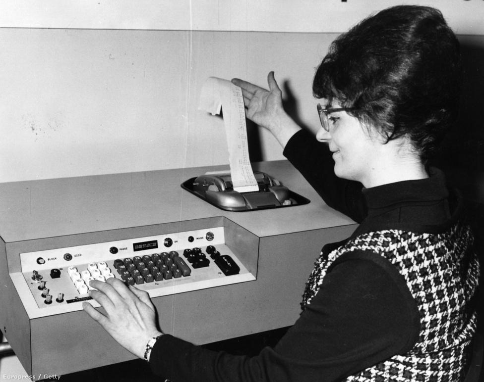 1963. november 11. Kompjúter segít a fogadásokat rögzíteni a William Hill bukmékeriodában.