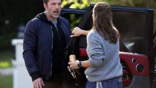 Csúnyán összeveszett az utcán Ben Affleck és Jennifer Garner