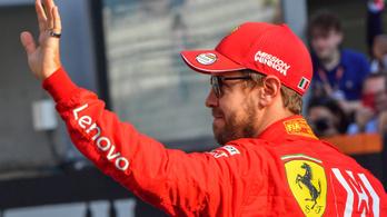 Vettel: Úgy hallottam, visszavonulok