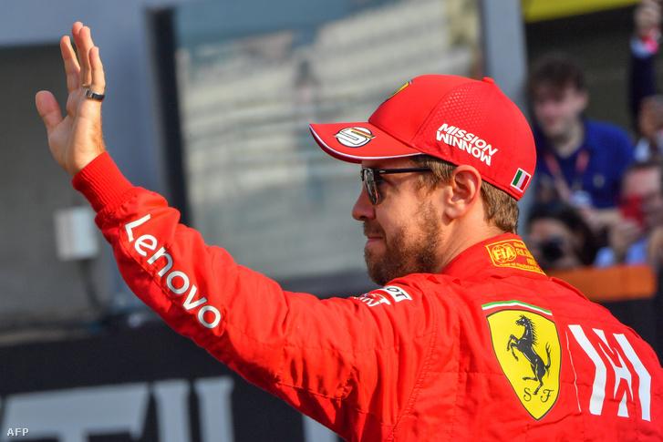 Sebastian Vettel még nem tervezi a befejezést