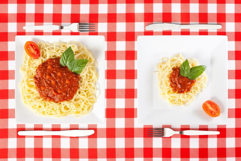 Biztos és folyamatos fogyás éhezés nélkül: a porciókontrollal meg is tartod az álomalakot
