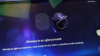 Egy gyűrűvel kivédhető a biometrikus adatlopás