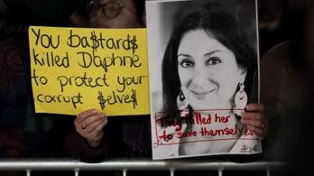 A volt máltai rendőrfőkapitánynak is szerepe lehetett a máltai újságírónő megölésében