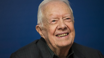 Megint kórházba szállították Jimmy Cartert