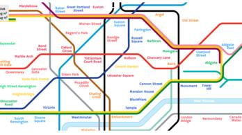 Szörnyű rossz a levegő a londoni metróban