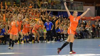 A hollandok 51 gólt dobtak, győztek a női kézilabda-vb-n