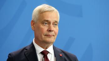 Lemondott a finn miniszterelnök