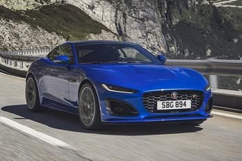 Gonoszabbul néz az új Jaguar F-Type