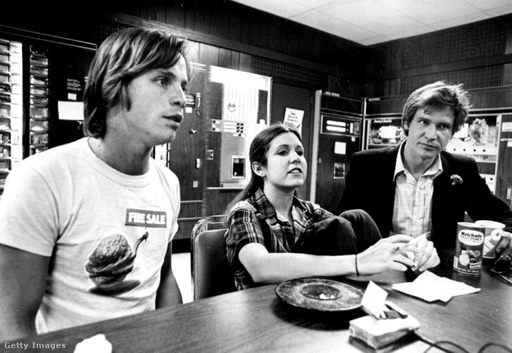 Hamill, Fisher, Ford