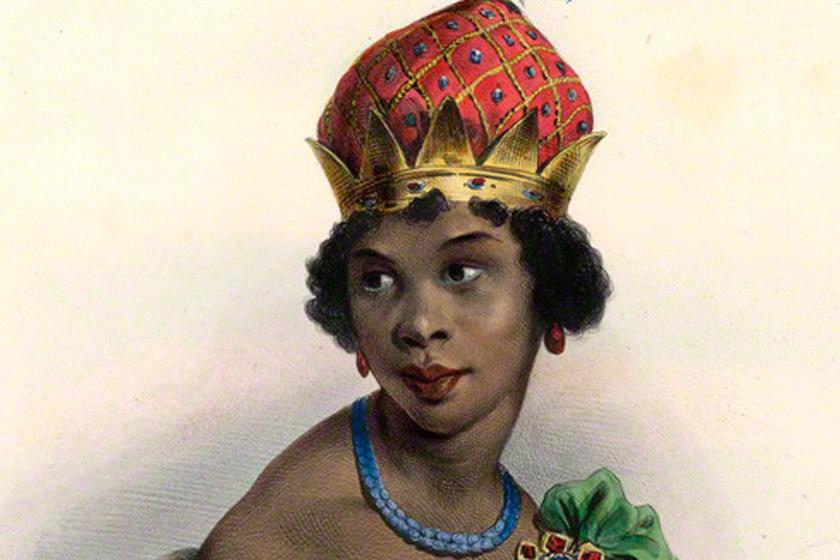 Hatalmas férfiháremet tartott, és minden szeretőjét kivégezte a rettegett uralkodónő, Nzinga Mbandi