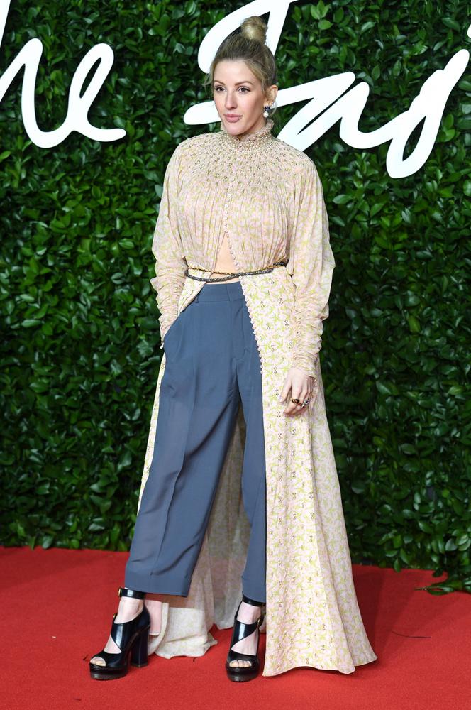 Nézzék csak meg Ellie Goulding outfitjét