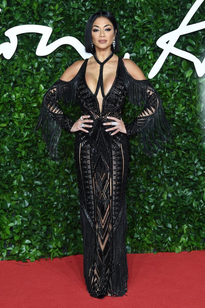 Nicole Scherzinger nem volt szégyenlős