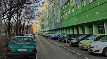 Majdnem ötvenszeresre drágult a parkolás az óbudai albérleteseknek