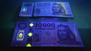 Év végéig lehet fizetni a régi tízezressel