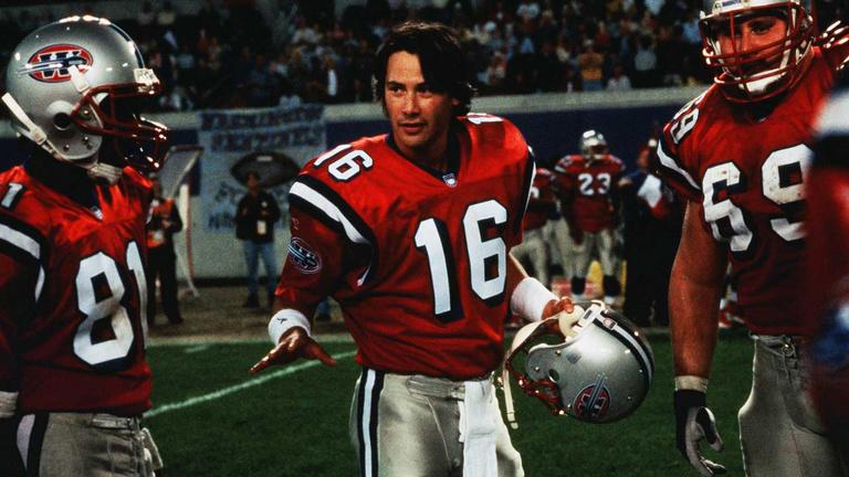 Amikor Keanu Reevest le akarták szerződtetni az NFL-be