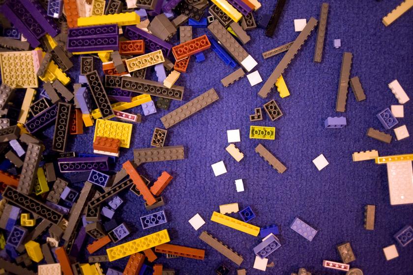 lego gyerekprogram jav