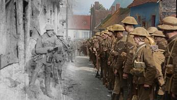 Ember így még nem színezte ki a világháborút