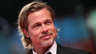 Brad Pitt alkoholproblémájáról vallott