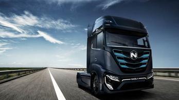 Bemutatták az első Iveco Nikola kamiont