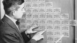 Amikor a németek pénzzel tapétáztak és bankjegyet használtak gyújtósnak