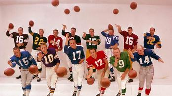 A rémálom, ami 14 NFL-irányító lefotózásával jár