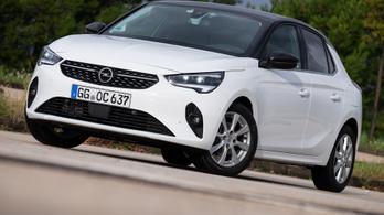 Menetpróba: Opel Corsa – 2019.