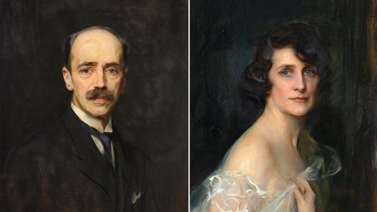 Előkerült Bethlen István második világháború óta lappangó portréja