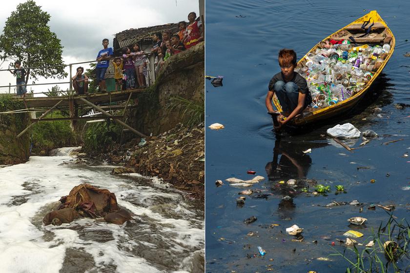 Íme, a világ legszennyezettebb folyója: a ruhádat készítő gyárak okozták a katasztrófát