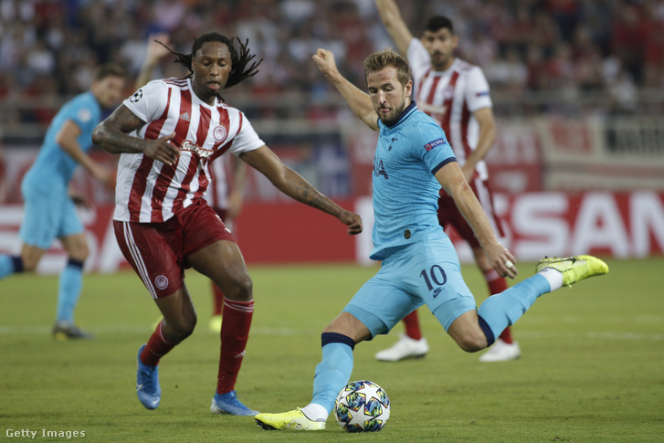 Tottenham Hotspur–Olympiacos, 2019. szeptember 18.