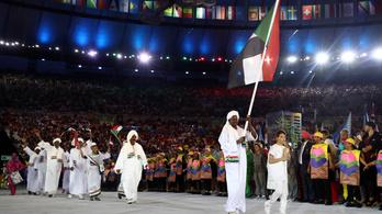 Másodikként vonulhat a stadionba a menekültek csapata az olimpián
