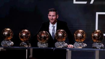 Messi: Amikor Ronaldo befogott, az fájt