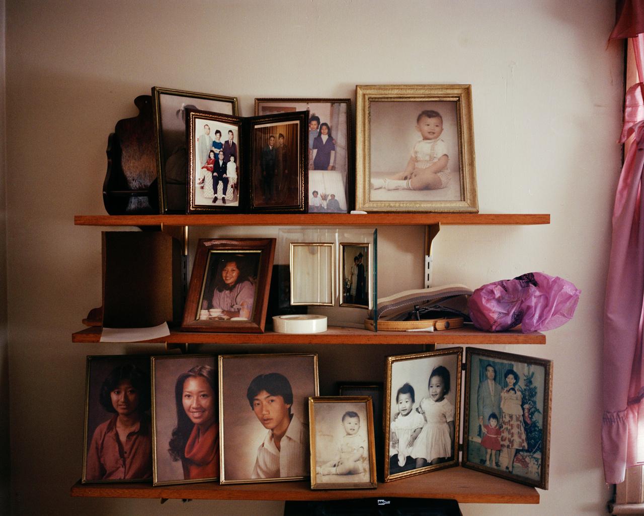 A Goon-család fotógyűjteménye.
