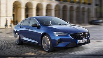 Fotókon az új Opel Insignia