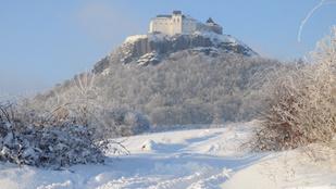 Különleges kastélyok és várak, amik télen a legszebbek