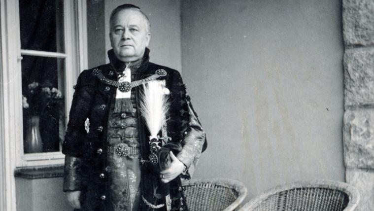 Kopott aktatáska rejtette a nyilas miniszter hagyatékát