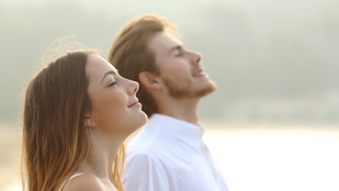 Így lélegezz, ha meg akarsz nyugodni
