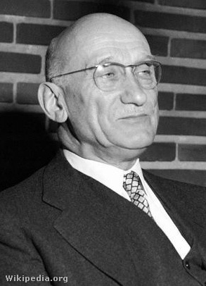 Robert Schuman 1953-ban