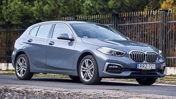 Teszt: BMW 118i – 2019.