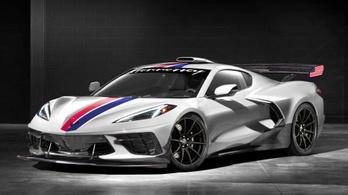 Hamarosan jön az 1200 lóerős Corvette