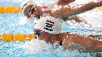 Figyelembe veszi a MOB, hogy Hosszú Katinka kit vinne az olimpiára
