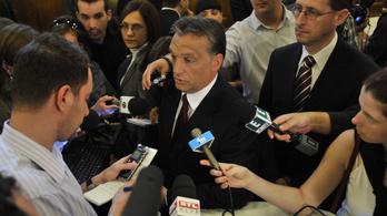Oda költözött Orbán parlamenti irodája, ahonnan kitiltották a sajtót