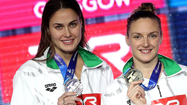 Kettős magyar győzelem a rövidpályás úszó-Eb-n