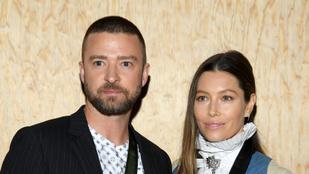 Justin Timberlake elnézést kért feleségétől viselkedése miatt