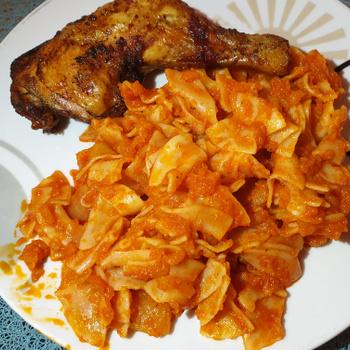 Hagyományos krumplis tészta: a magyar konyha egylábasos tésztája