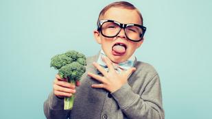 Ezért nem eszi meg a gyerek a zöldségeket