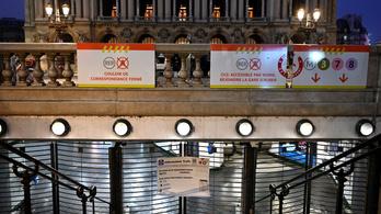 Kezdődik a francia gigasztrájk