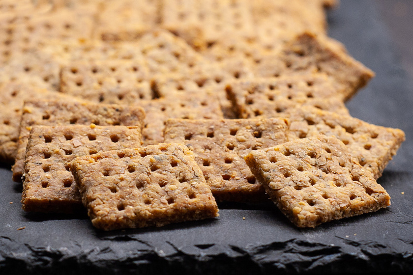parmezános rozmaringos keksz recept