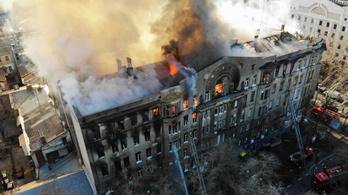 Több halálos áldozata lehet egy ukrajnai iskolatűznek